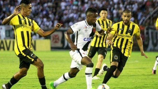 Carioca: Gol de Volta Redonda 1 x 0 Vasco