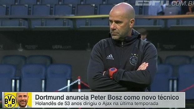 Borussia Dortmund anuncia Peter Bosz como novo técnico