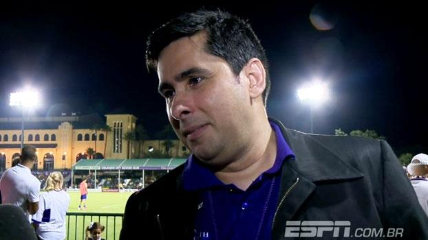 'Quem não é fã do Kaká?', diz dono do Orlando City, que despista acordo com o jogador