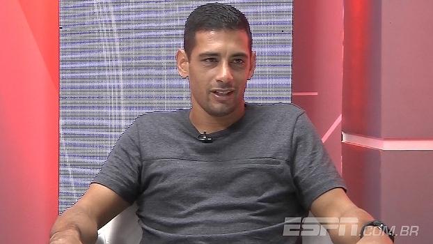 Diego Souza elogia mudança de ambiente da seleção com Tite: 'Qualquer um se sente em casa'