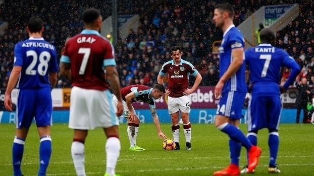 Premier League: Gols de Burnley 1 x 1 Chelsea