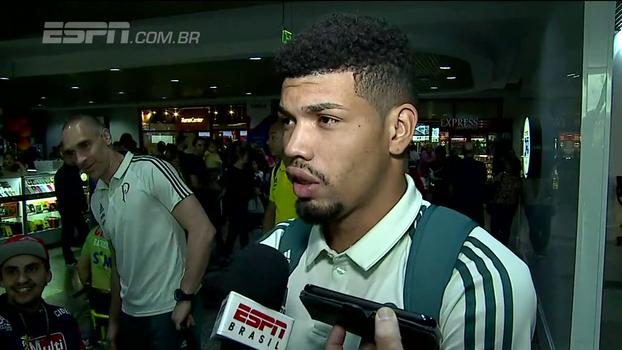Zagueiro Juninho mostra apoio a Valentim e fala sobre duelo diante do Grêmio