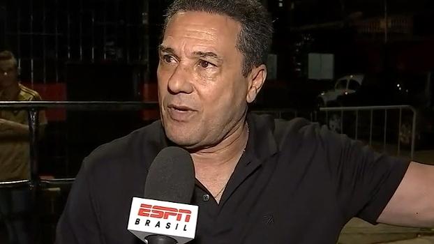 Luxa vê justiça em empate com SP, cita evolução do Sport e analisa rival na Sul-Americana