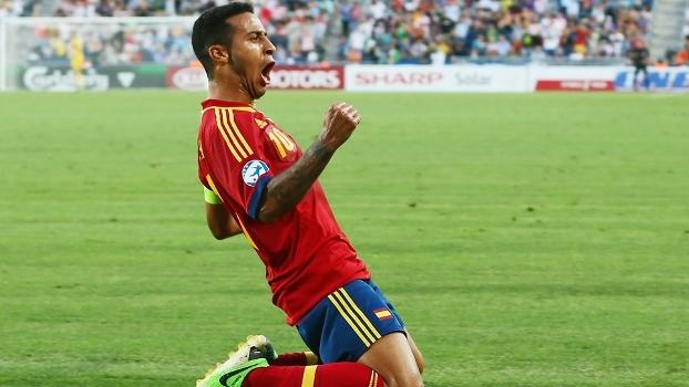 6e90a00345 Europeu Sub-21 (final)  Gols de Espanha (campeã) 4 x 2 Itália - ESPN