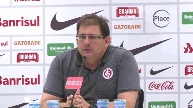 Guto Ferreira analisa vitória, projeta 'jogos cruéis' e aprova entradas de Nico López e Camilo