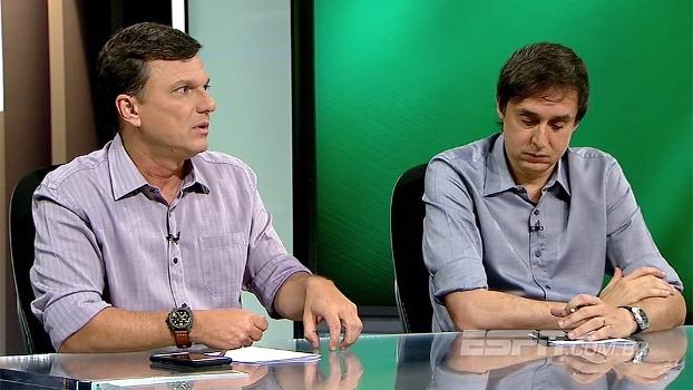 Para Mauro, se clubes brasileiros fossem mais estruturados, grandes reforços viriam direto das grandes ligas europeias