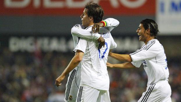 Com 2 gols, Van Nistelrooy comandou vitória do Real Madrid sobre o Athletic Bilbao em 2007