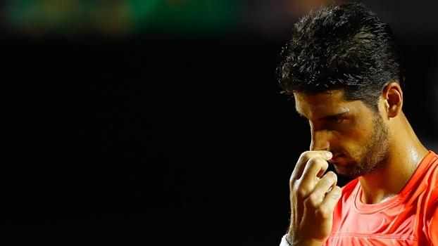 Esgotado, Bellucci diz que 'morreu' em derrota para Thiago Monteiro: 'Não me senti bem fisicamente'