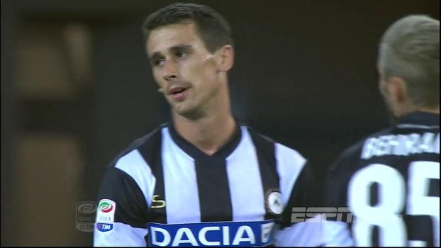 Assista aos melhores momentos da vitória do Chievo sobre a Udinese por 2 a 1!