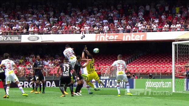 Gol anulado, provocação de Gabriel e empate no Morumbi; veja como foi o clássico entre São Paulo e Corinthians