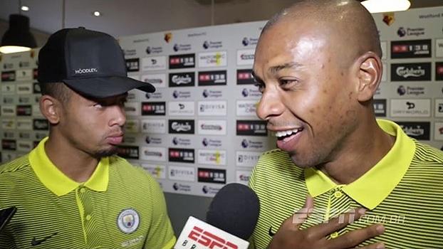 Champions, Guardiola e seleção: Fernandinho avalia fim da temporada no Manchester City