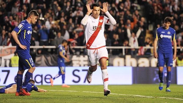 Em jogo de desesperados, Rayo Vallecano vence Getafe e sai do zona de rebaixamento