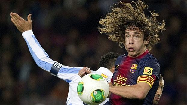 Copa do Rei: Melhores momentos de Barcelona 2 x 2 Málaga