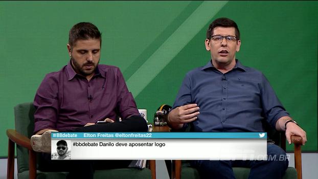 Celso Unzelte: 'Danilo merecia ter passado pela seleção brasileira'