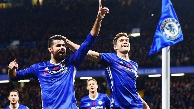 Premier League: Gols de Chelsea 5 x 0 Everton
