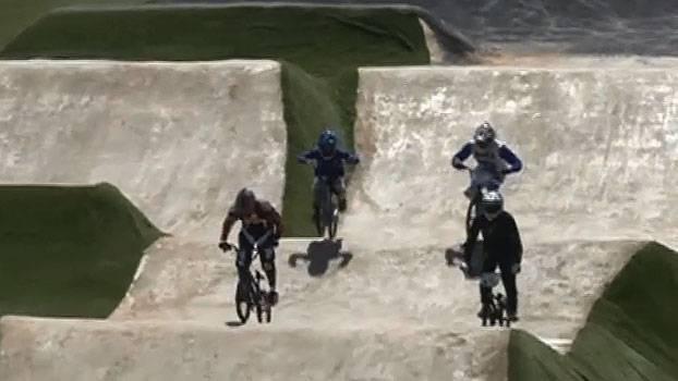 Pista de Ciclismo BMX é inaugurada no Rio de Janeiro
