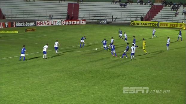 Assista aos gols do empate entre Luverdense e Paraná Clube por 1 a 1!