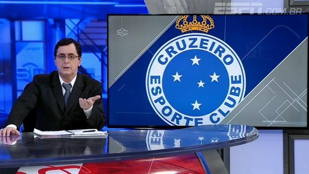 Antero espera que Dedé supere problemas no Cruzeiro: 'Futebol, ele tem. Será um reforço'