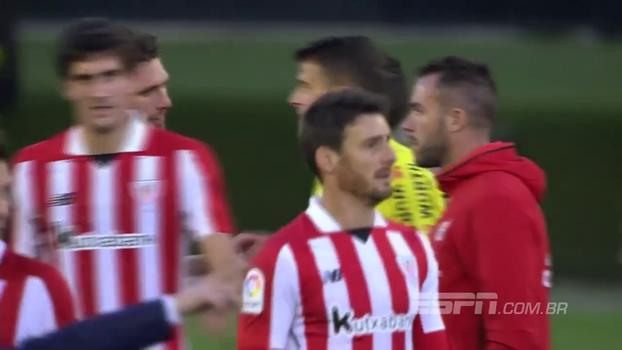 Assista aos gols da vitória do Celta de Vigo sobre o Athletic Bilbao por 3 a 1!