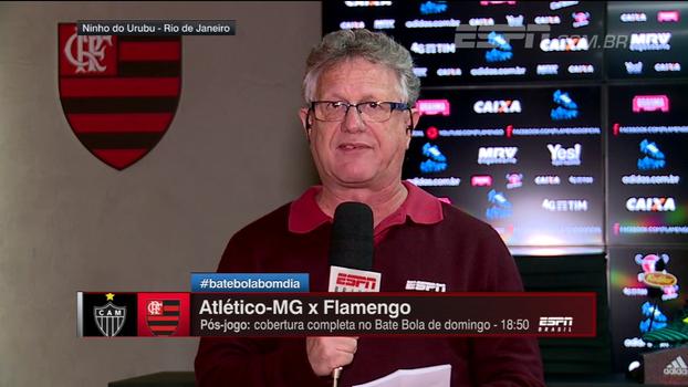 Cícero Mello traz valores e detalhes de negociação de Rueda com Flamengo