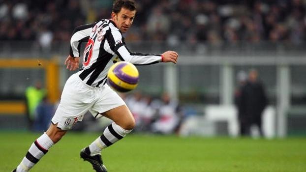 Com hat-trick de Del Piero, Juventus goleou o Crotone na 2ª divisão italiana em 2007