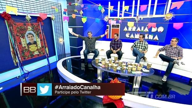Arraiá do Canalha: João Carlos Albuquerque ganha estúdio com tema de festa junina