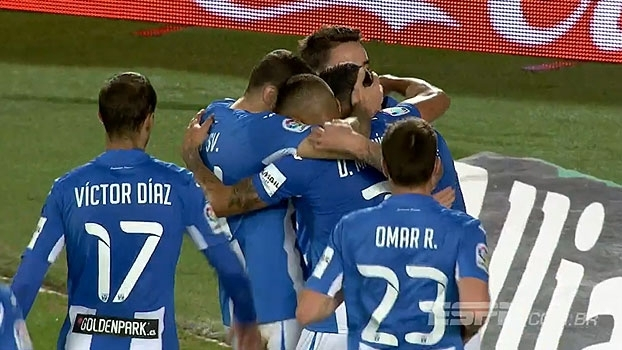 Assista aos gols do empate entre Las Palmas e Leganes em 1 a 1!