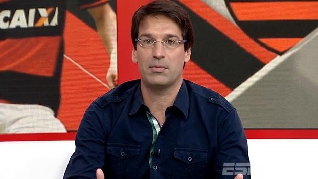 Arnaldo concorda com otimismo de Zé Ricardo, mas alerta: 'Precisará de mais formas pra armar o time'