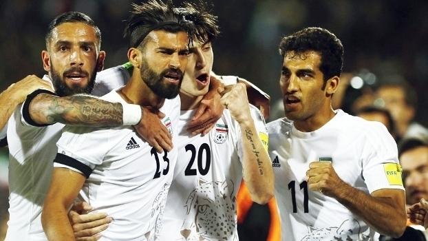 Veja o gol da vitória do Irã sobre a Coreia do Sul por 1 a 0 pelas Eliminatórias Asiáticas