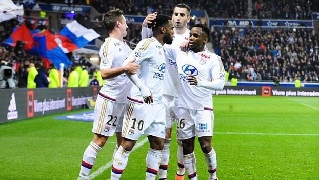 Francês: Melhores momentos de Lyon 2 x 0 Nantes