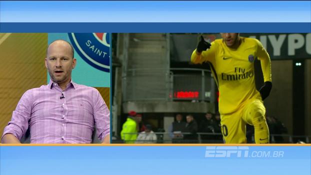 Darmani destaca sintonia de Neymar com Mbappé e fala de sua atuação de gala contra o Rennes
