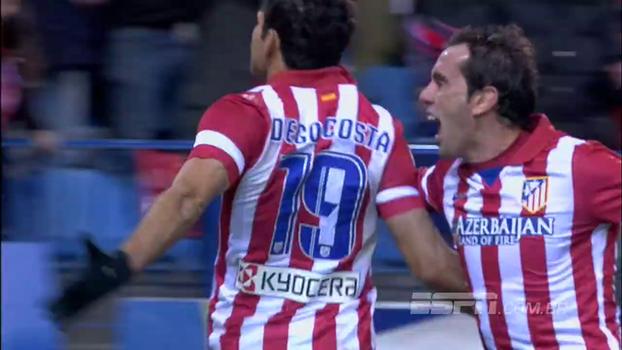 O bom filho a casa torna; relembre gols marcantes de Diego Costa com a camisa do Atlético de Madrid