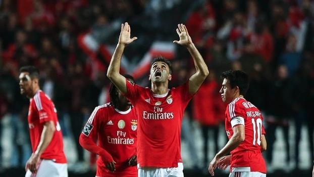 Português: Melhores momentos de Benfica 2 x 1 Vitória de Setúbal