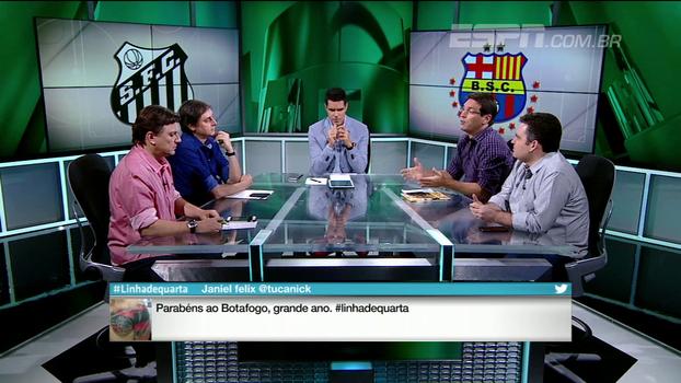 Arnaldo comenta eliminação do Santos, vê falta de opções no banco e fala em fim de ciclo de alguns jogadores