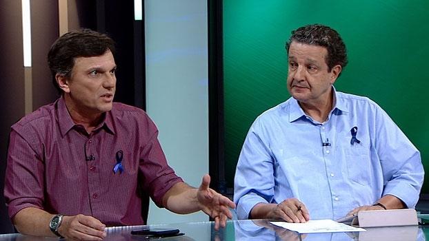Mauro traz informações sobre possível negociação 'arriscada' do Botafogo por Montillo