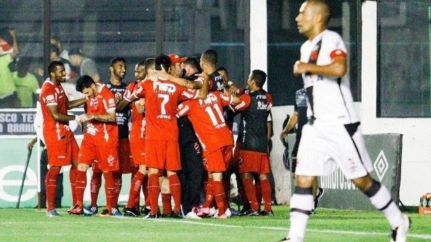 Série B: Gols de Vasco 1 x 2 Vila Nova