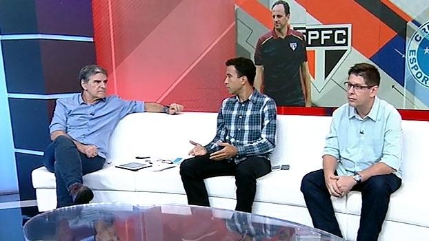 Breiller: 'Vitória do Cruzeiro tem mais mérito de Mano do que falhas do São Paulo'