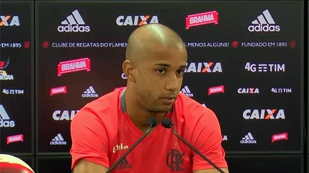 Jorge destaca união do elenco do Flamengo e diz: 'O objetivo é ganhar a Sul-Americana'