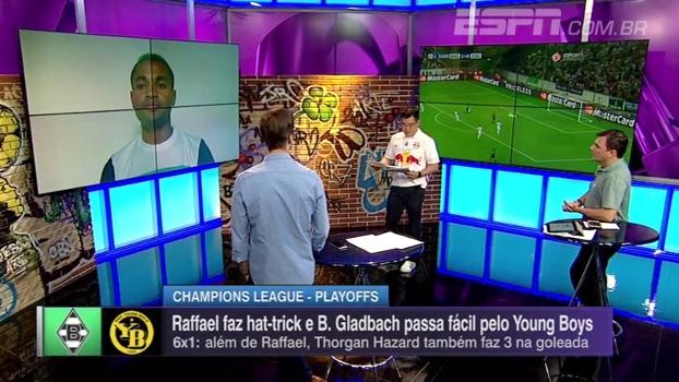 Caça a Bayern e Borussia: Raffael acredita em Alemão mais equilibrado nesta temporada