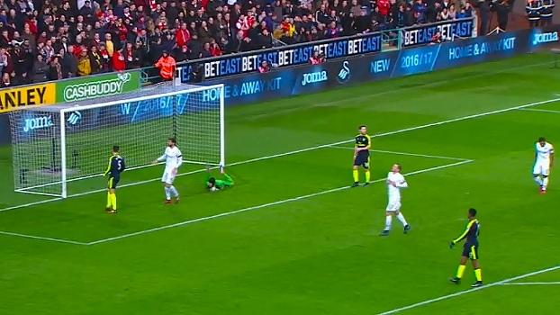 Muralhas! Veja as melhores defesas do final de semana da Premier League