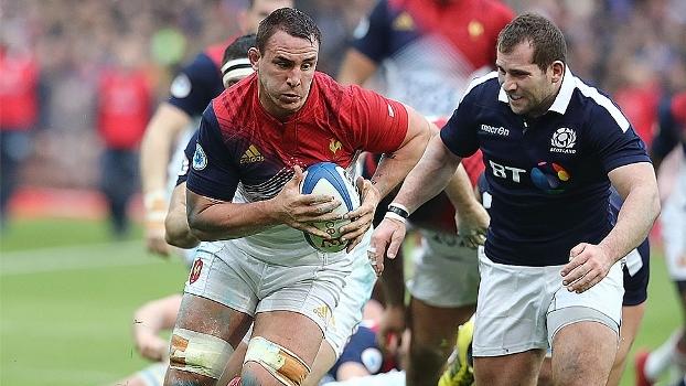 França vence Escócia no 6 Nations e se mantém na 4ª posição