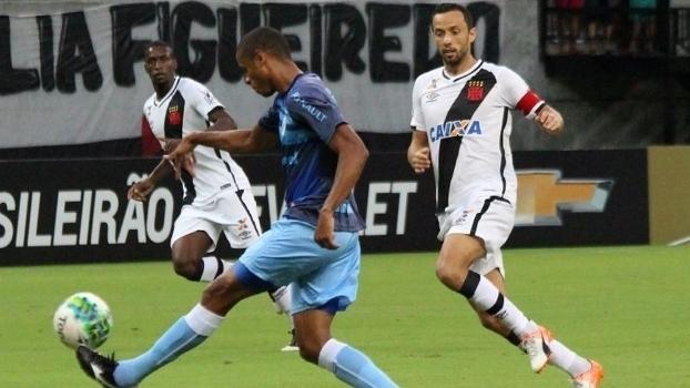 Série B: Gol de Vasco 1 x 0 Londrina