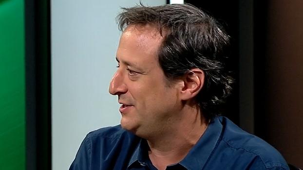 Gian se diz curioso para ver como Roger Machado se sairá em 2017