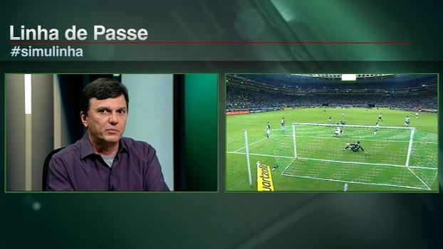 Mauro se assusta com número de cruzamentos do Palmeiras contra a Ponte, fala em retrocesso e cobra reflexão