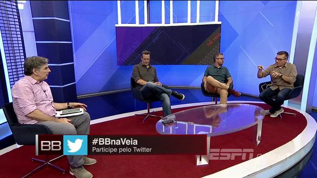 'BB Na Veia' faz reflexão sobre o baixo nível técnico do Campeonato Brasileiro