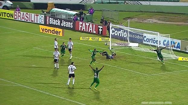 Série B: Gols de Guarani 2 x 0 Figueirense