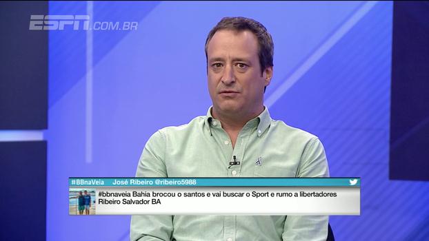 Para Gian, não há motivos para entrevistar mais Andrés Sanchez: 'Ou vai ser mal-educado, ou vai ser irônico'