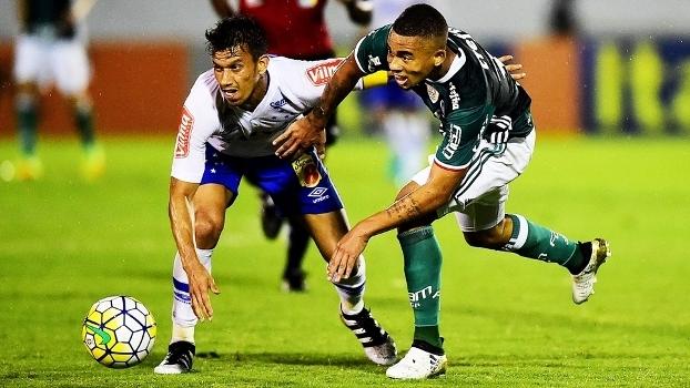 Brasileiro: Melhores momentos de Palmeiras 0 x 0 Cruzeiro