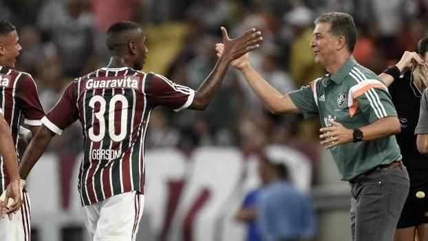 Veja os gols da vitória do Fluminense sobre a Cabofriense por 3 a 0!