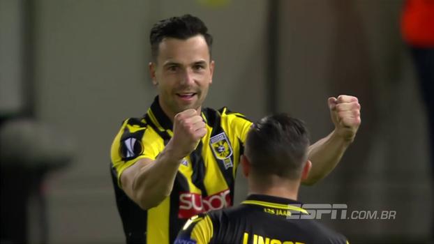 Zulte Waregem e Vitesse empatam na Bélgica e permanecem na lanterna do Grupo K